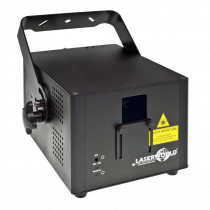 Laserworld CS-2000RGB FX Full Colour 2W RGB ILDA Laser