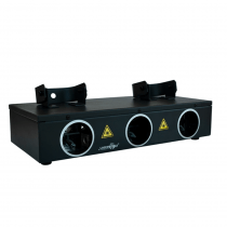 Laserworld EL-200RGB 3 Head Laser