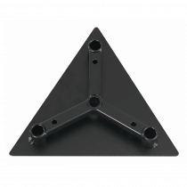 Simply Sound Lighting Truss Floor Plate Baseplate (Black)