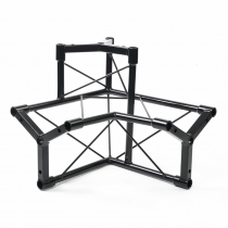 Simply Sound & Lighting RZT-1 T Piece Lighting Truss (Black)
