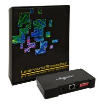 Laserworld ShowNET DMX Lighting Controller Interface inc Software