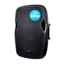 Kam RZ15A V3 1200W Active PA Speaker DJ Disco Sound System