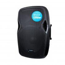 Kam RZ15A V3 1200W Active PA Speaker Bluetooth DJ Disco Sound System
