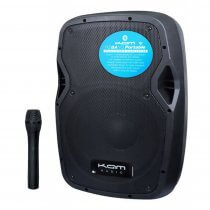 Kam RZ8A V3 Portable Battery Powered Speaker with Bluetooth