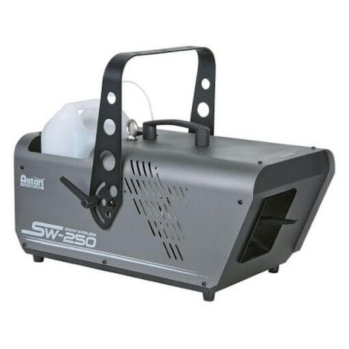 Antari SW-250 DMX Snow Machine inc. Remote