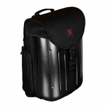 Odessey Battle pack hard shell dj backpack in black