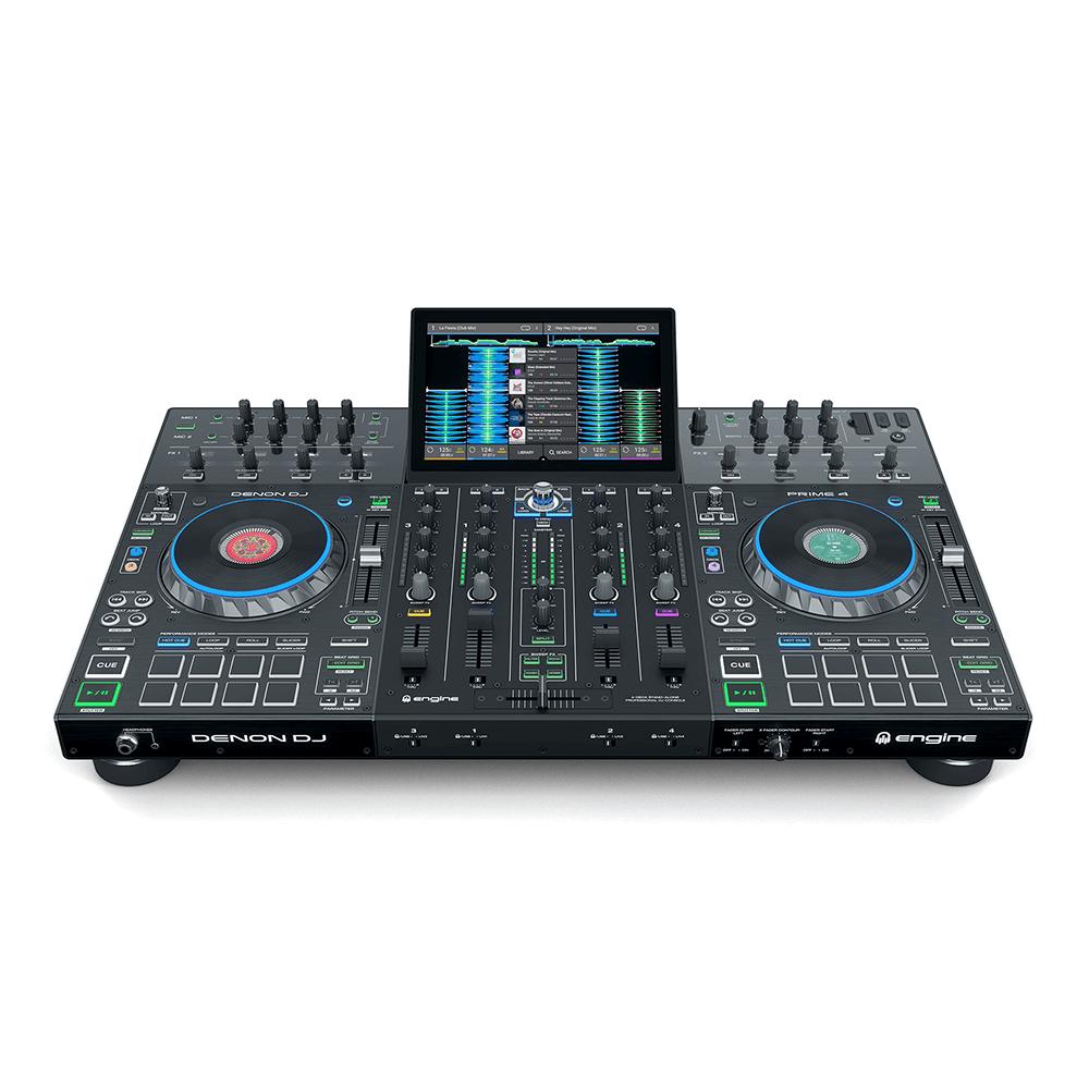 Denon DJ PRIME4 4 Channel Professioanl DJ Controller