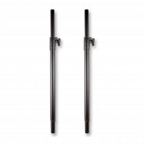 2x Thor SP001 Adjustable Speaker Poles