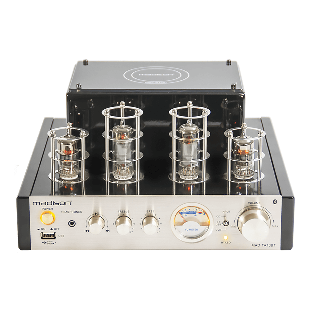 Madison Stereo Tube Amplifier 2x 25W RMS