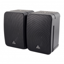 "Behringer 1C-BK 100W 5"" Monitor Speakers Pair"