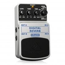 Behringer DR600 Digital Stereo Reverb Effects Pedal