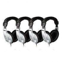 4x Behringer HPM1000 Multi Purpose Headphones