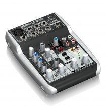 Behringer Xenyx Q502USB Portable Mixer & USB Audio Interface