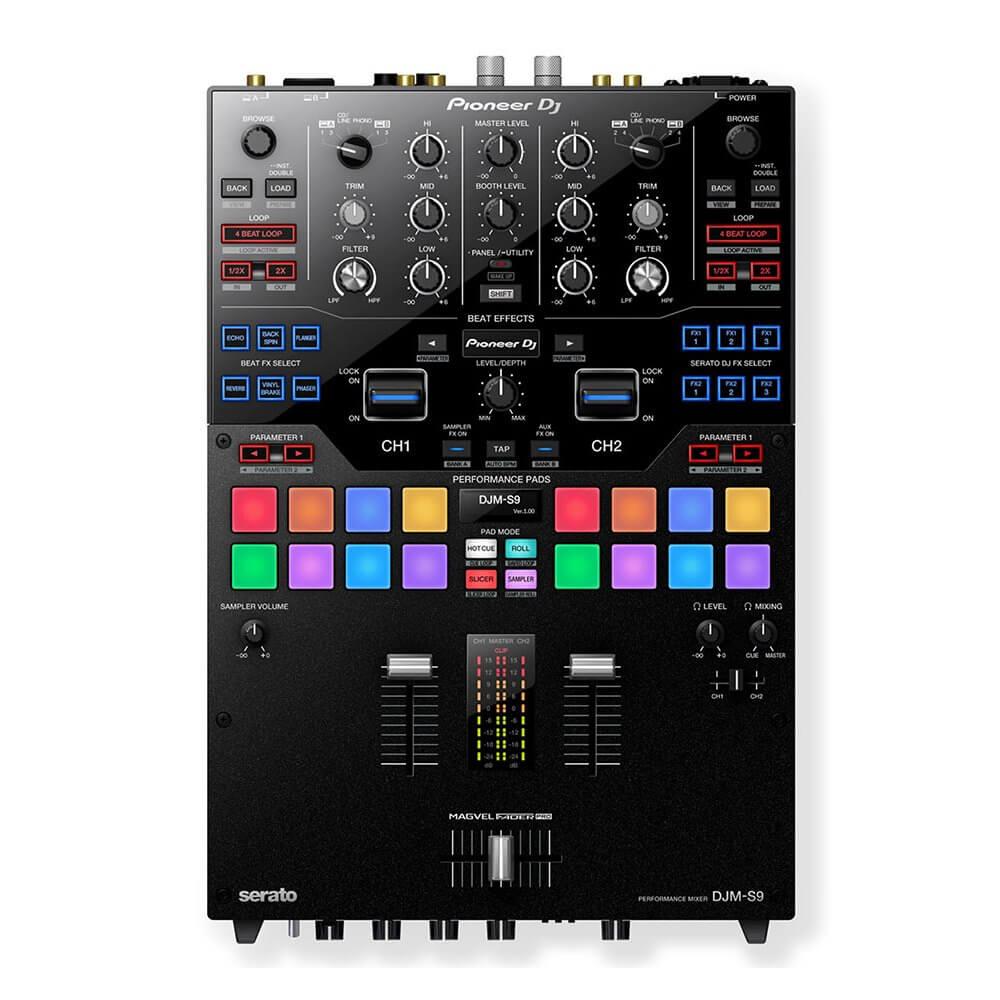 Pioneer DJ DJM-S9 Mixer Flagship 4-channel Digital Scratch Mixer