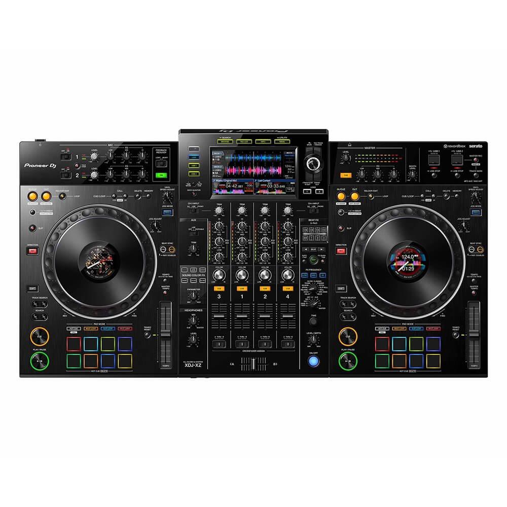 Pioneer DJ XDJ-XZ All in One 4 Channel DJ System for rekordbox and Serato DJ