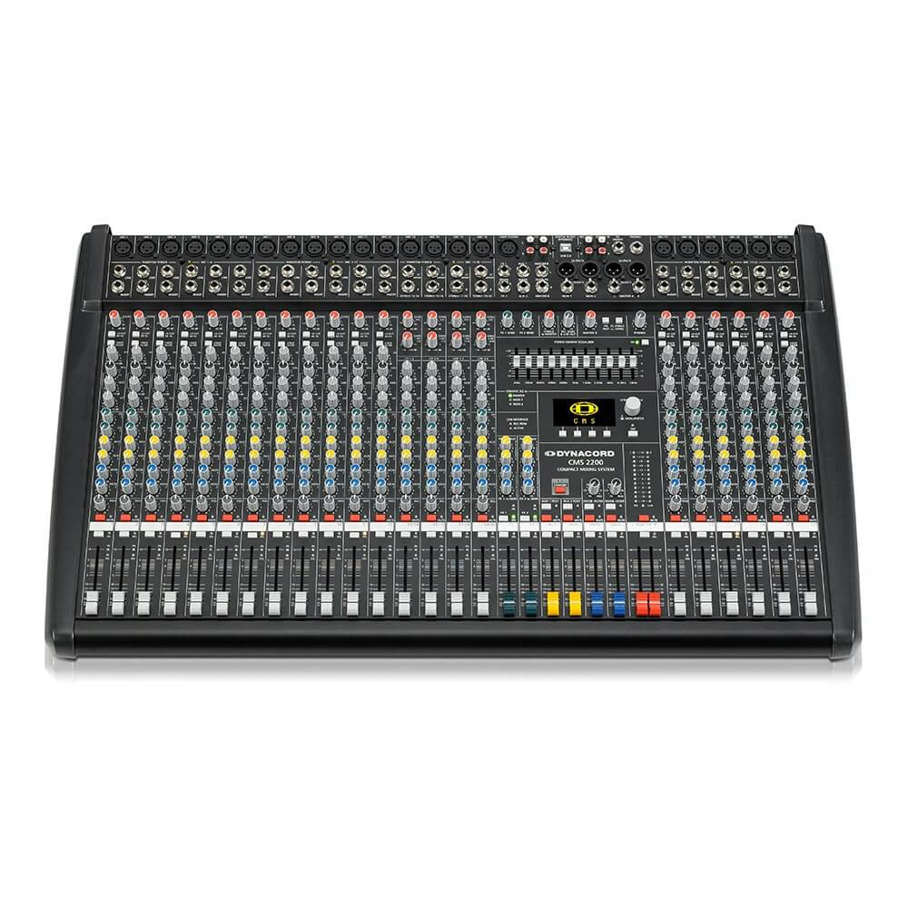Dynacord CMS2200-3 Mixer Mixing Desk PA System Studio Band