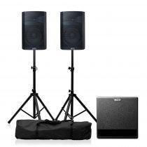 Alto TX210 & TX212S Sound System Bundle