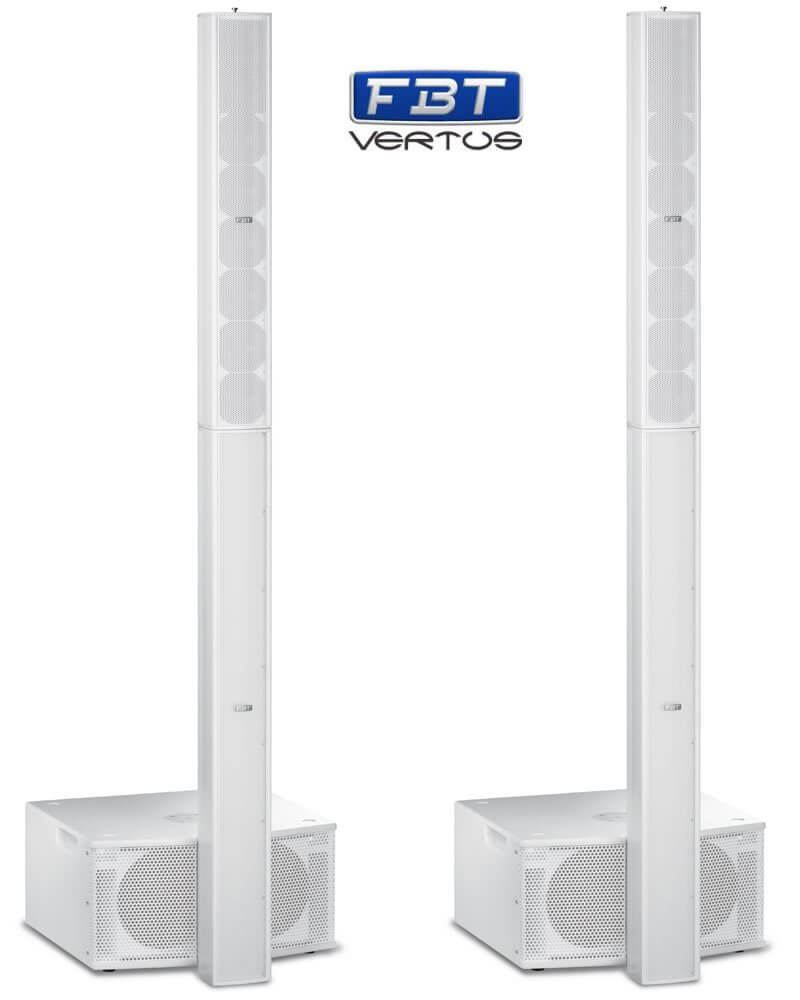 FBT Vertus CLA White System