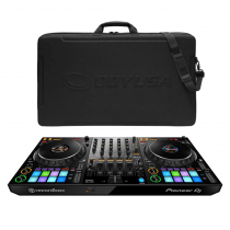 Pioneer DDJ1000 4Ch DJ Controller With FX For rekordbox DJ Software Plus Odyssey Soft Case