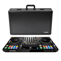 Pioneer DDJ1000SRT 4Ch DJ Controller With FX For Serato DJ Software Plus Odyssey Hard Case