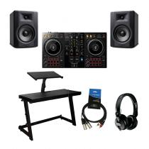 Pioneer DDJ400 2Ch DJ Controller for rekordbox DJ Software Complete Home DJ Bundle
