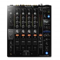 Pioneer DJ DJM750MK2 4Ch 32-Bit Pro Mixer with rekordbox License BLACK