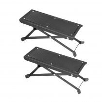 2x Dimavery Footstool for Guitar