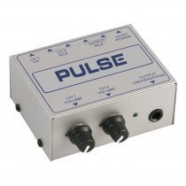 Pulse 2ch Line Mixer Combines Phono & Jack to Output Studio Recording