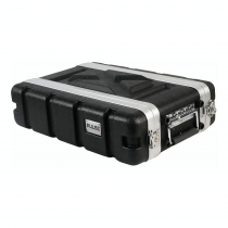 "Pulse 19"" 2U ABS Flightcase"