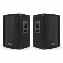 "2x Pulse PVS12 12"" 250W Passive Speakers"