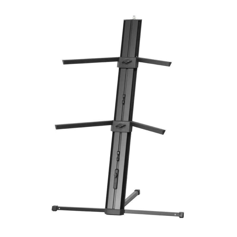 Adam Hall SKS 22 XB Double Keyboard Stand