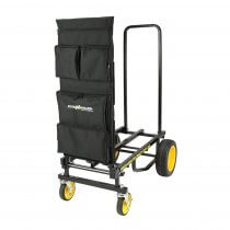 RocknRoller R8RT Multi-Cart Equipment Trolley inc RSA-TAB8 Accessory Bag