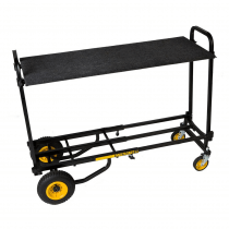 RocknRoller R6RT Multi Cart Equipment Trolley with Shelf