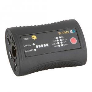 Wireless Solution W DMX Micro F-1 Lite G5 Transceiver Wireless DMX RDM Lighting