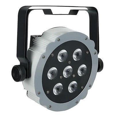 Showtec Compact Par 7 Tri 3W slimline LED can Uplighter