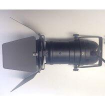 Showtec PAR30 100W Black Lighting Can (Vintage Metal)
