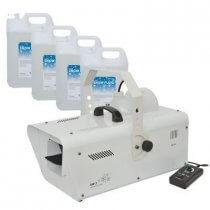 QTX SW2 Snow Machine inc. 20L Fluid and Remote