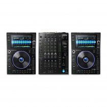 Denon DJ SC6000 Prime Media Player (Pair) + X1850 Prime Mixer *coming soon*