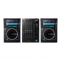 Denon DJ SC6000M Prime Media Player (Pair) + X1850 Prime Mixer *coming soon*