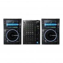 Denon DJ SC6000M Prime Media Player (Pair) + X1850 Prime Mixer *coming soon*
