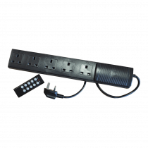 Eagle 5M 5-Gang Extension Lead with Remote Control