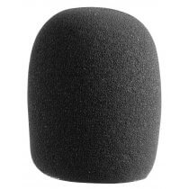 Pulse Microphone Windshield Black