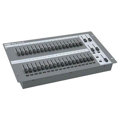 Showtec Easy Fade 36 DMX Controller Desk 36CH