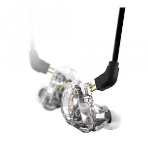 Stagg SPM-235 Tansparent In-Ear Monitors