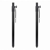 2x M20 Adjustable Extension Speaker Poles (35mm)