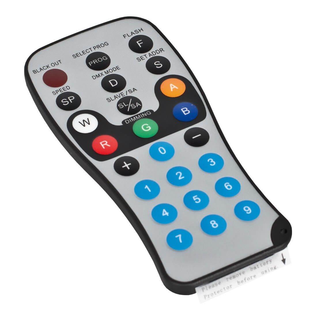 ADJ RC2 Remote Control Wireless