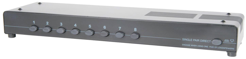 av:link 8 Way Loudspeaker Selector AD-SPK18