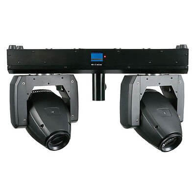 Showtec XS-2 Portable Beam Effect LED DMX Spot 10W Compact Lighting