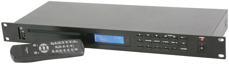 Adastra AD-400 CD/USB/SD MULTIMEDIA AUDIO PLAYER