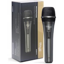 Stagg SDMP10 Dynamic Vocal Microphone Handheld